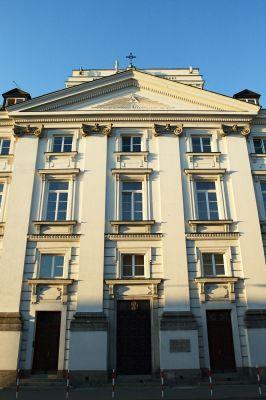 Klasztor i cerkiew Ojcow Bazylianow