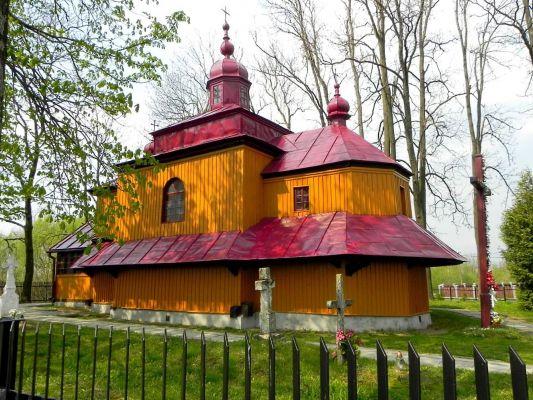 Borchów, Cerkiew Niepokalanego Poczęcia NMP - fotopolska.eu (203106)