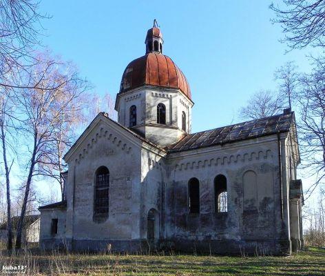 Stare Oleszyce, Cerkiew Opieki Najświętszej Maryi Panny - fotopolska.eu (298566)