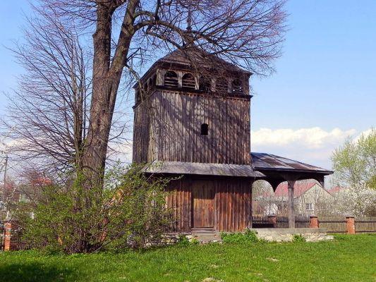 Dachnów, Cerkiew Podwyższenia Krzyża Świętego - fotopolska.eu (202967)
