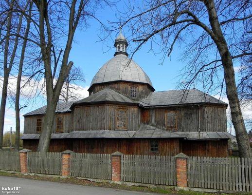 Dachnów, Cerkiew Podwyższenia Krzyża Świętego - fotopolska.eu (298909)
