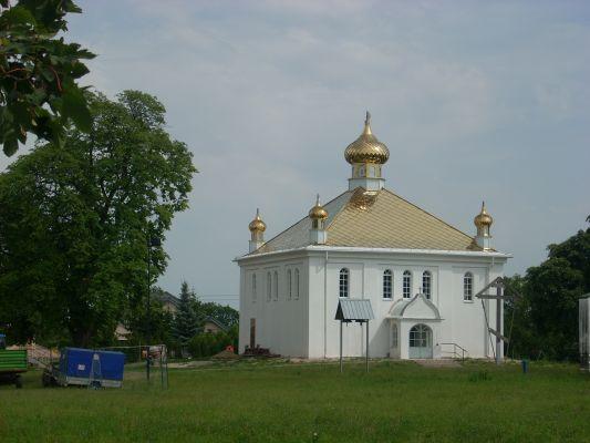 Cerkiew św. Aleksandry Stanisławowo3