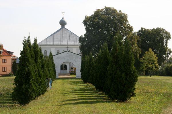 Stanisławowo, cerkiew św. Aleksandry 01, Kot
