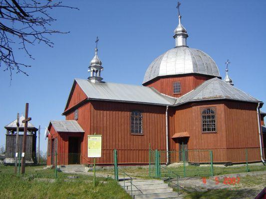 Cerkiew Szczutków