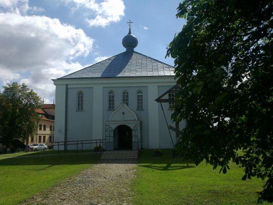 Stanisławowo, cerkiew Św. Aleksandry
