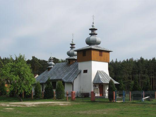 Michałów cerkiew