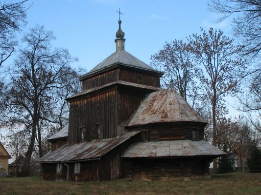 Leżachów cerkiew 1