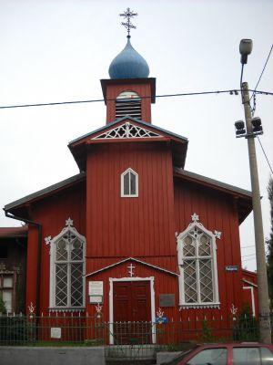 Cerkiew prawosławna toruń