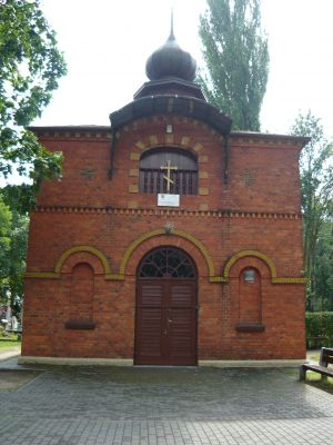 Włocławek-Orthodox church