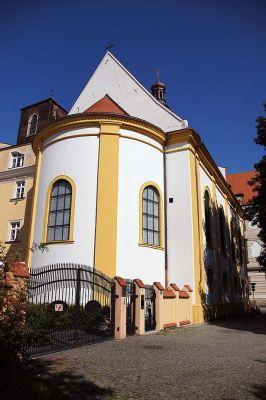 Cerkiew prawosławna na ul św Jadwigi fot BMaliszewska