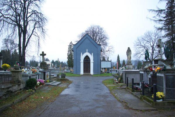 Cemetery Sanok Rymanowska chapel