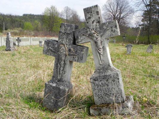 Dziewięcierz, Cmentarz grekokatolicki - fotopolska.eu (210130)