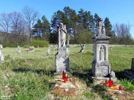 Dziewięcierz, Cmentarz grekokatolicki - fotopolska.eu (304773)