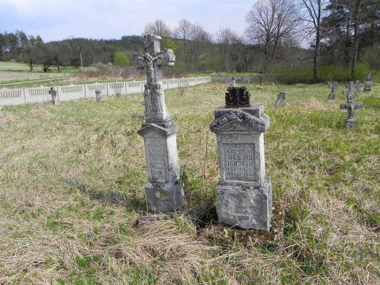 Dziewięcierz, Cmentarz grekokatolicki - fotopolska.eu (210136)