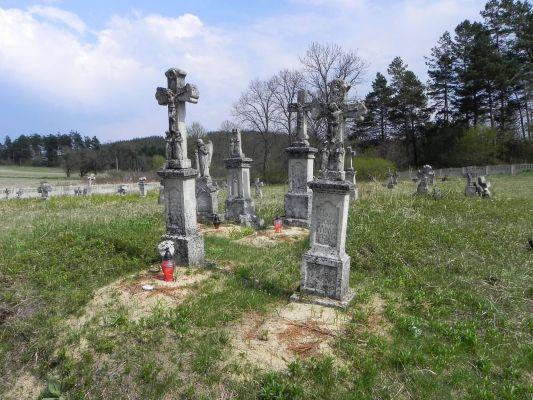 Dziewięcierz, Cmentarz grekokatolicki - fotopolska.eu (210134)