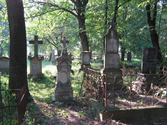 Tarnobrzeg - Cmentarz na Piaskach 04