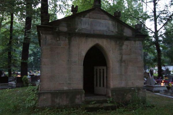 Kaplica grobowa rodziny Boenisch w Pszczynie (cmentarz św. Jadwiga)