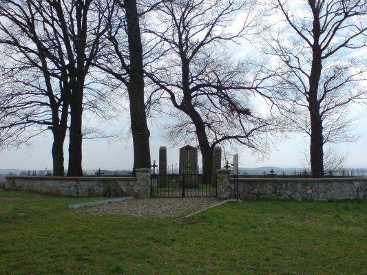 Cmentarz wojenny z 1915 r. nr 20 Bierówka