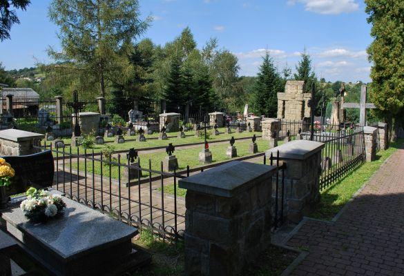 WWI, Military cemetery No. 297 Czchów, City of Czchów, Brzesko county, Lesser Poland Voivodeship, Poland