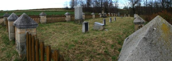 Cmentarz wojenny 306 w Łąkcie Dolnej 2