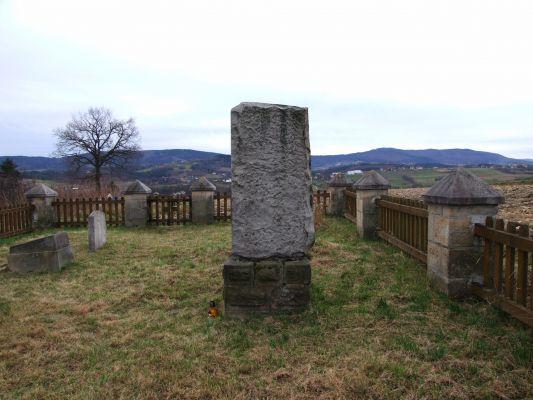 Cmentarz wojenny 306 w Łąkcie Dolnej 3