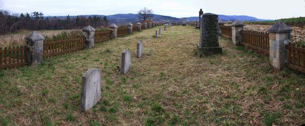 Cmentarz wojenny 306 w Łąkcie Dolnej 7