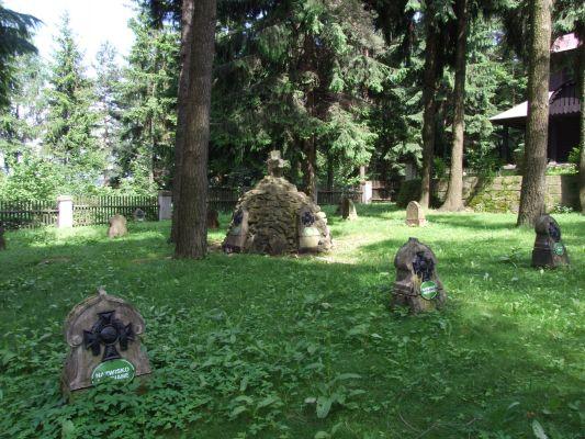 Cmentarz wojenny na Jastrząbce 11