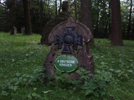 Cmentarz wojenny na Jastrząbce 7