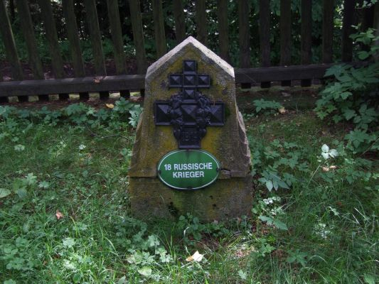 Cmentarz wojenny na Jastrząbce 9
