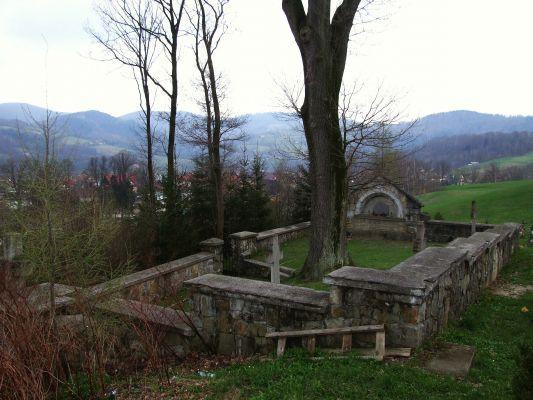 Cmentarz wojenny nr 358 Laskowa 1