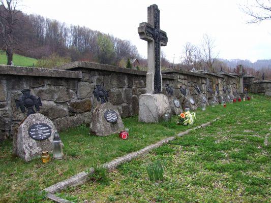 Cmentarz wojenny nr 358 Laskowa 10