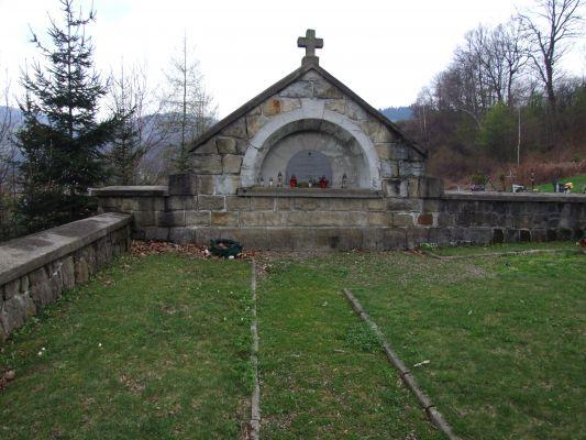 Cmentarz wojenny nr 358 Laskowa 4