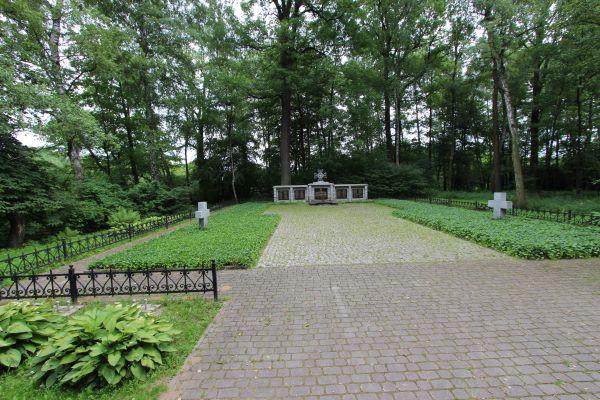 Cmentarz wojenny pod Trzema Dębami w Pszczynie