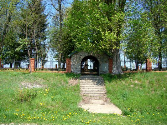 Cmentarz wojenny Iwaniska