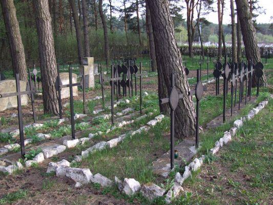 Kotowice - cmentarz wojskowy 2