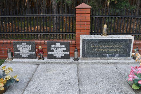 Lelów - grób 2