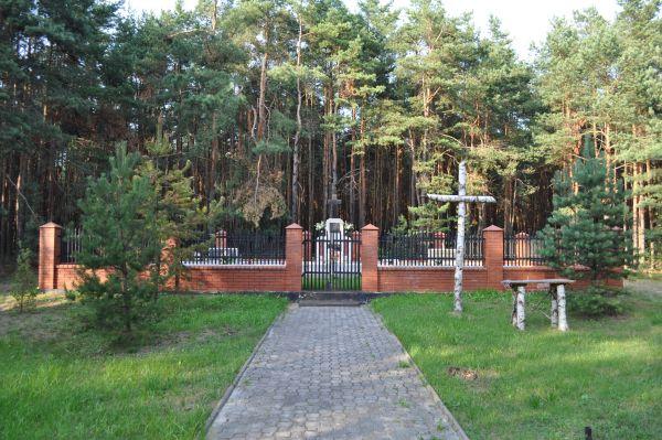 Lelów - grób 1