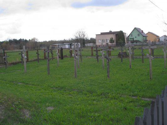 Ruda Maleniecka cmentarz wojenny