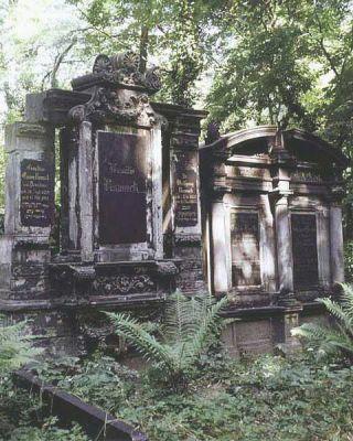 Bytom - Cmentarz żydowski
