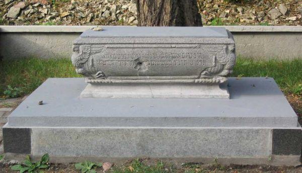 Cmentarz zydowski w Czestochowie 2