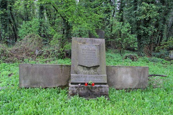 Cmentarz żydowski Częstochowa1