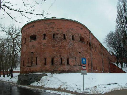 Warszawa cytadela kaponiera 001