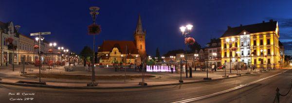 Panorama Miasta Czarnków