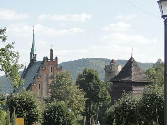 Kościół w Czchowie