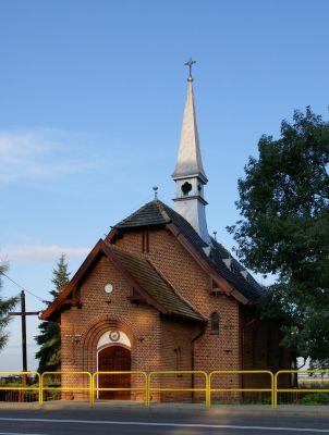 Czewujewo kościół