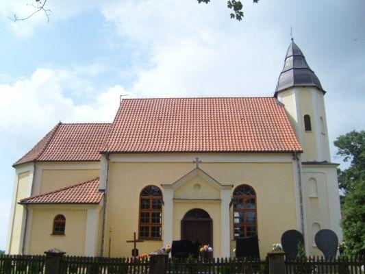 Dabrowka2 church