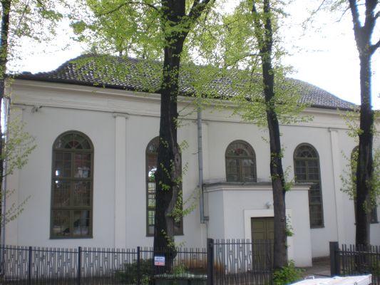 Gdańsk Biskupia Górka - kościół pomennonicki (2)