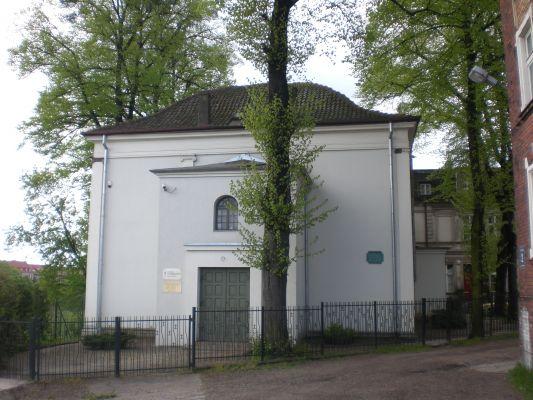 Gdańsk Biskupia Górka - kościół pomennonicki (4)