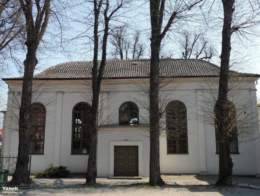 Gdańsk, Kościół Zielonoświątkowy - fotopolska.eu (210553)