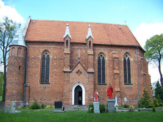 Debno church 2